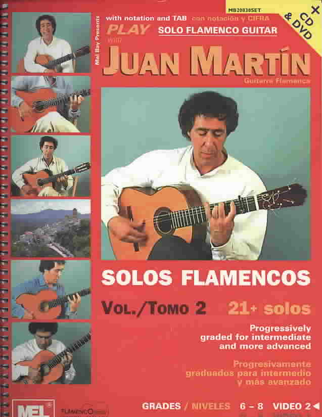 Play Solo Flamenco Guitar With Juan Martin By Martin, Juan