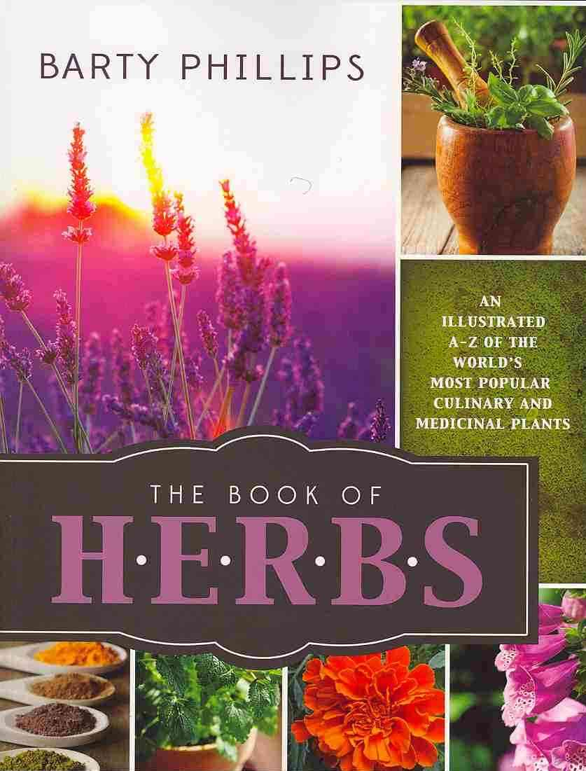 The Book of Herbs By Phillips, Barty